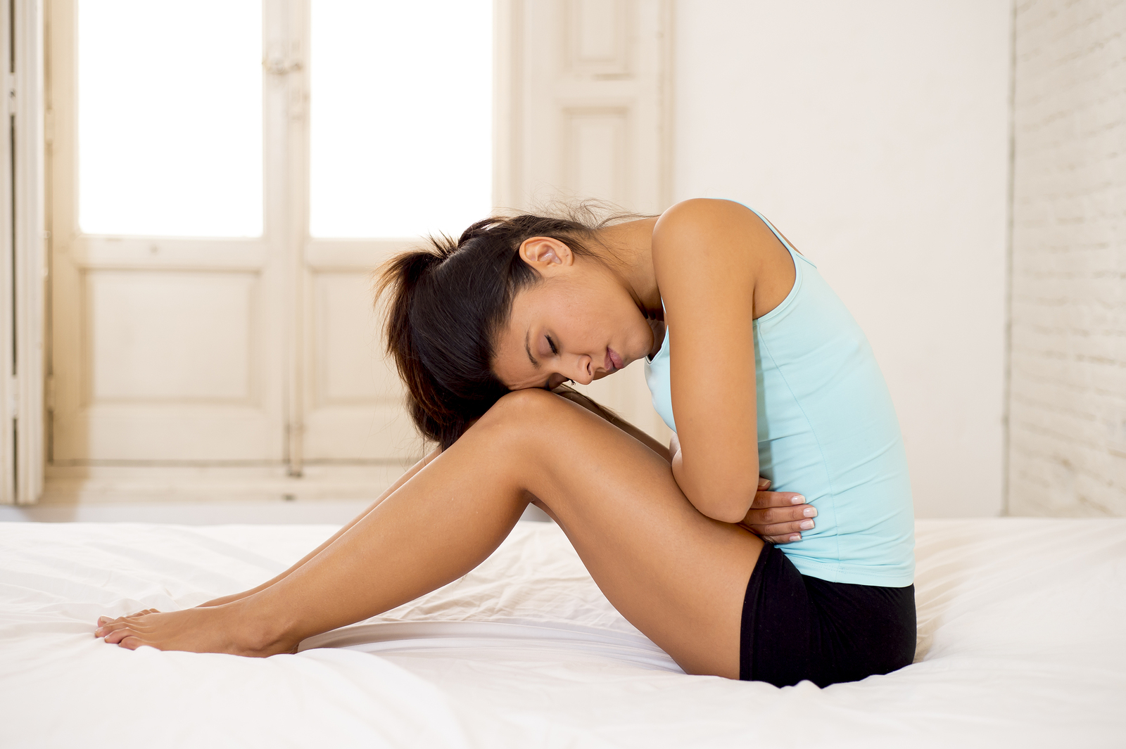 Women Suffering from Chronic Abdominal Pain